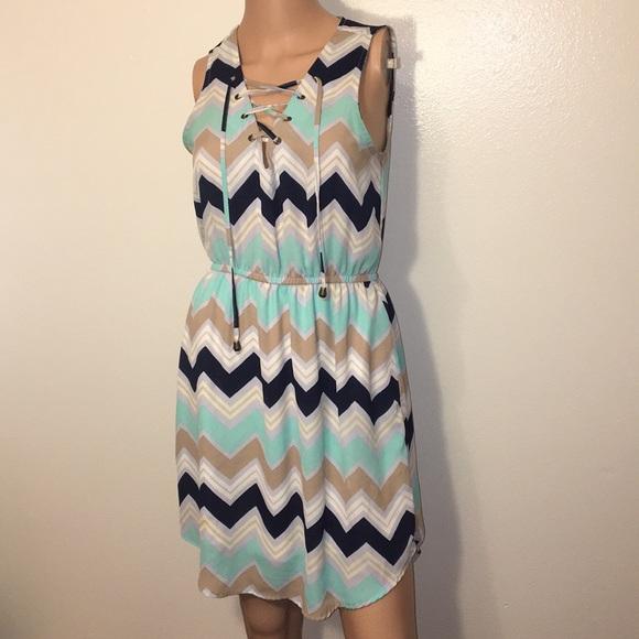 Rue21 Dresses & Skirts - Chevron Rue21 Dress